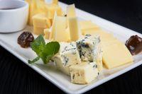 Cheese Plate Closeup
