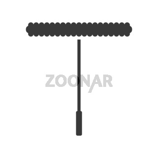 Window Cleaning Applicator Icon Vector