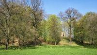Hanover - Hinüberscher Garten, Deutschland