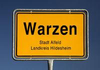 Ortsschild Warzen.tif
