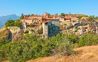 Monastery of Great Meteoron in Greece