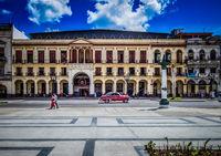 Das Gran Teatro in Havanna Kuba - Serie Kuba Reportage