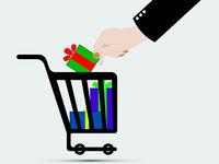 shopping cart ecommerce icons
