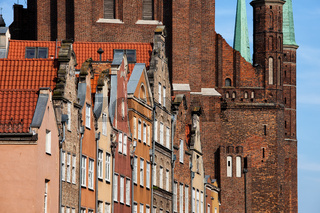 Old Town of Gdansk Historical Architecture