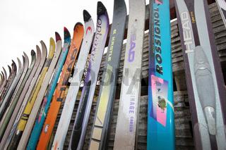 Skiparade