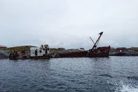 norwegian ship wreck