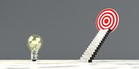 Staircase Goal Idea