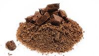 Bunch, black porous, black chocolate, chocolate bar, coffee, tiramisu, brownie