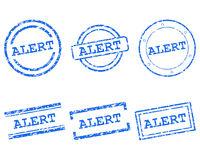 Alert Stempel - Alert stamps
