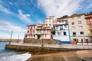 Cudillero village, Asturias, Spain