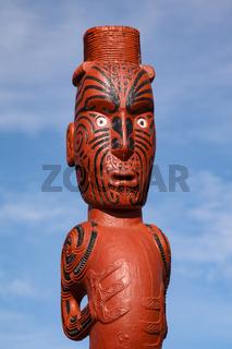 Götzenfigur Maori