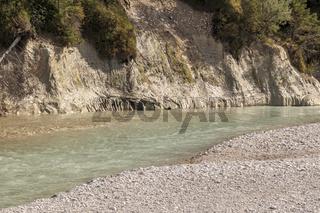 Isar bei Krün, Landkreis Garmisch-Partenkirchen