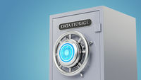 Secure Data Storage Concept