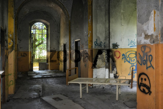 Lost Place Mailand 3