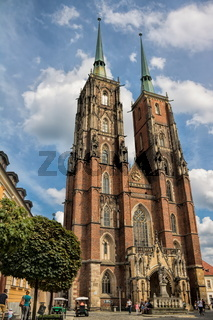 Wroclaw, Kathedrale