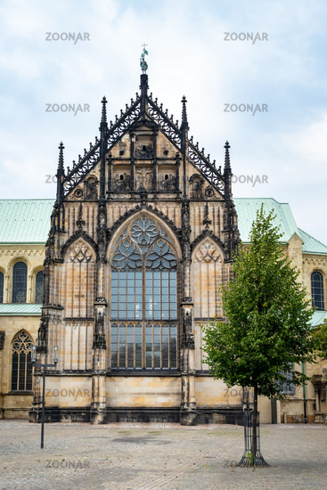 Saint Paul Dom, Minster of Muenster Germany