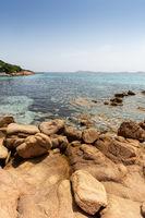 Kueste Sardinien