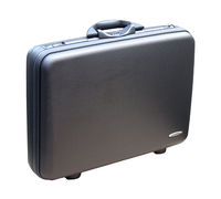 cuy out image of a hard style attache case