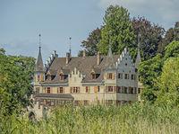 Castle Seeburg Kreuzlingen, Canton Thurgau, Switzerland