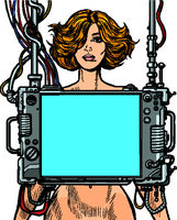 medical examination of women, internal organ scan screen tool