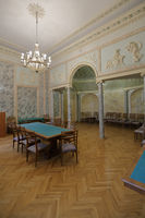 Interior of the Institute of Art Studies in Moscow, Russia
