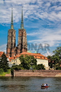 Wroclaw, Domkirche