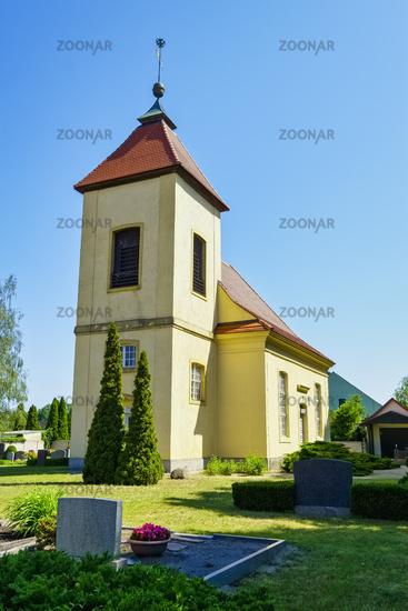Church Nudow, Potsdam-Mittelmark, Brandenburg, Germany