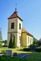 Church Nudow, Potsdam-Mittelmark, Brandenburg, Germany