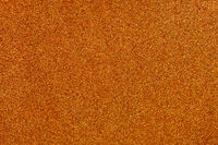 Orange Glitter Background