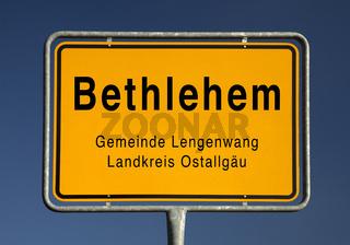 Ortsschild Bethlehem.tif