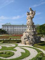 Salzburg - Mirabellgarten (Mirabell Garden), Austria