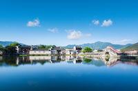 beautiful anhui ancient villages