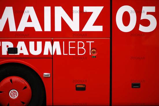 Team Bus 1. FSV Mainz 05
