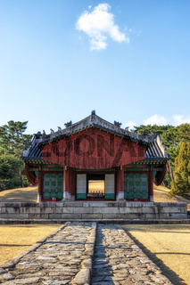 taereung royal tomb