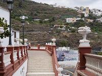 View of Icod de Los Vinos in Tenerife Spain