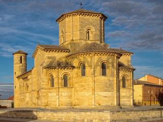 Church of San Martin - Fromista