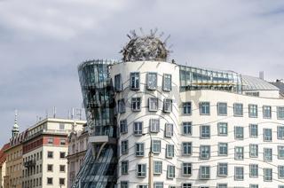 Tanzendes Haus, Prag