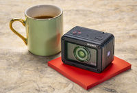 Sony RX0 2 ultra compact action camera