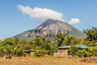 Ometepe Volcanic island