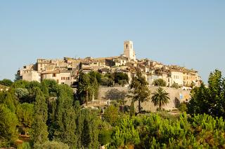 St Paul de Vence - French Riviera