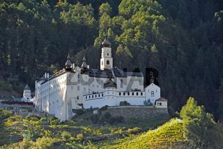 Benediktinerkloster Marienberg in Burgeis ,suedtirol