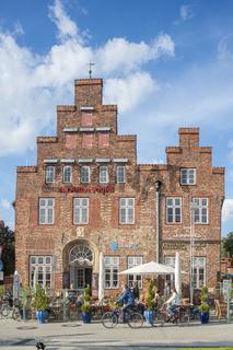 Alte Vogte in Travemünde