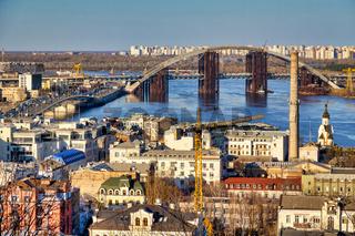 Podilsko-Voskresensky Bridge