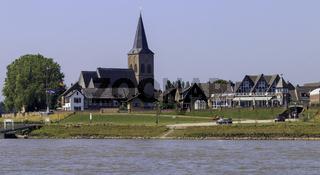Grieth am Niederrhein, NRW