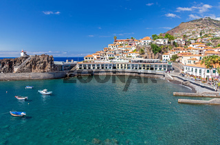 Hafen von Camara de Lobos, Madeira