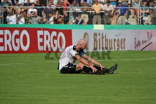DFB-Pokal 18/19 1 HR: SV Linx vs 1. FC Nuernberg