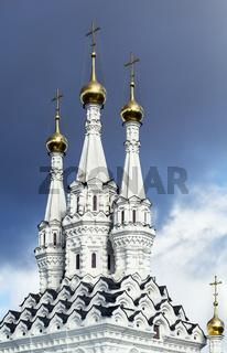 Hodegetria church, Vyazma