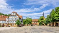 monastery Maulbronn south Germany