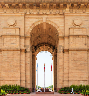 India Gate in New Delhi, India