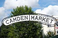 Camden Market, London, Great Britain